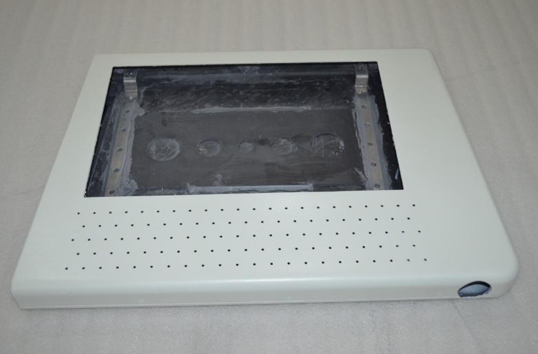 磁悬浮列车碳纤维LCD显示屏外壳