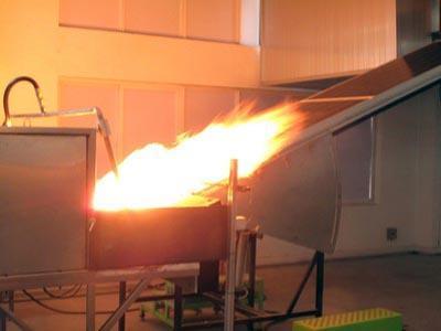 耐高温防火型舰艇用碳纤维复合材料板