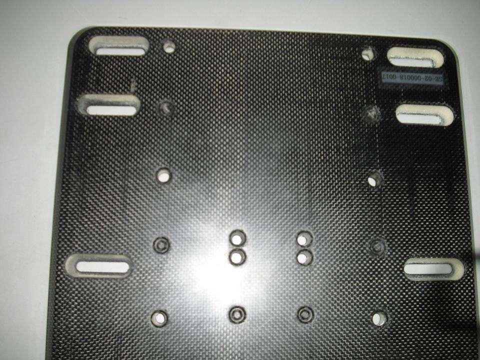 耐高温碳纤维设备用板