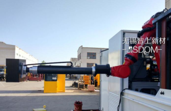 <b>碳纤维可伸缩式机械臂机械套管</b>