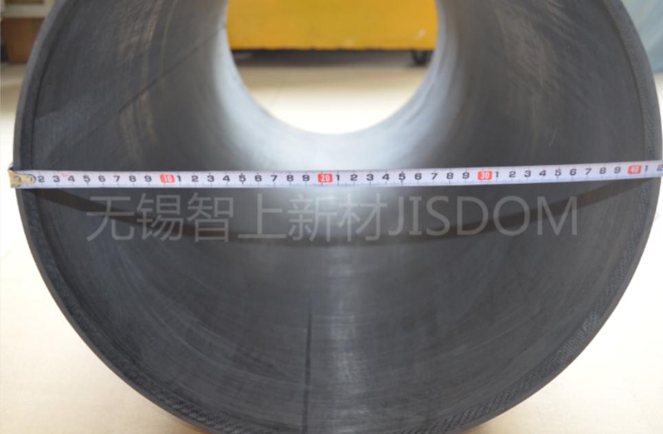 大宽径碳纤维机械管