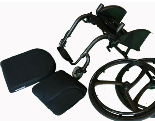 碳纤维轮椅零部件