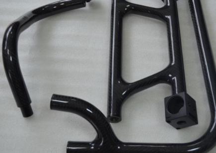 碳纤维轮椅配件