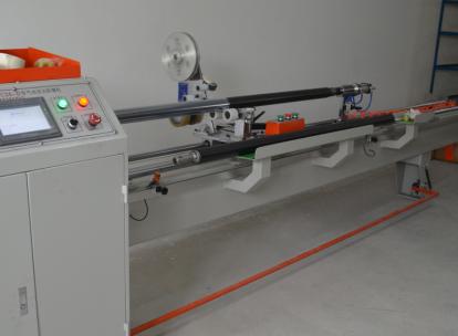 碳纤维管生产流程