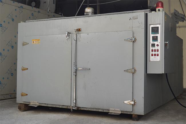 碳纤维生产设备——抽真空箱