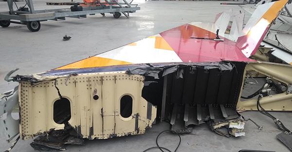 报废飞机中的碳纤维复合材料