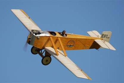 航空飞机的木质时代
