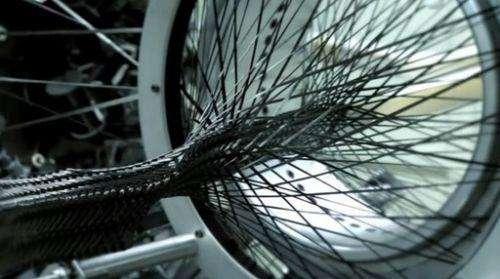 碳纤维编织