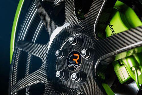 碳纤维汽车轮毂