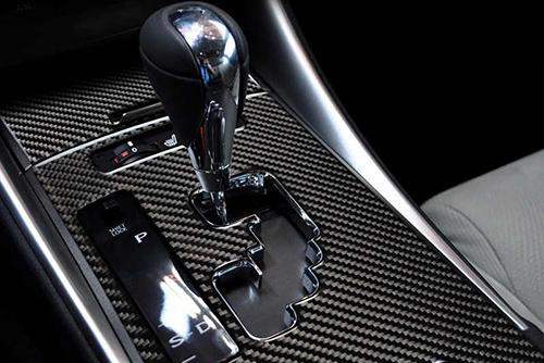 碳纤维汽车内饰