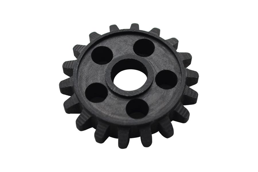 碳纤维齿轮,热塑性碳纤维工业齿轮1