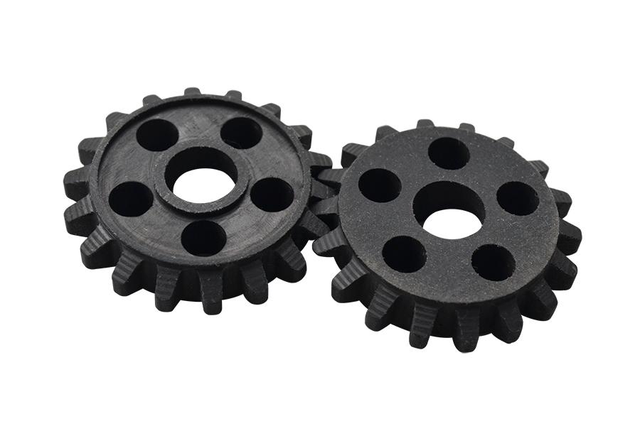 碳纤维齿轮,热塑性碳纤维工业齿轮