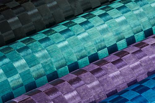 彩色碳纤维预浸料