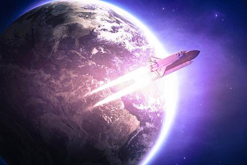 热塑性碳纤维复合材料应用于航天飞机