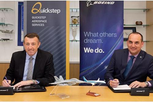 碳纤维制造商Quickstep收购澳波音部件公司