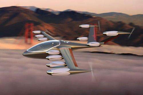 东丽为Joby电动飞机提供碳纤维复合材料