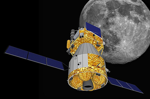 嫦娥五号飞天揽月的背后,也有碳纤维的功劳