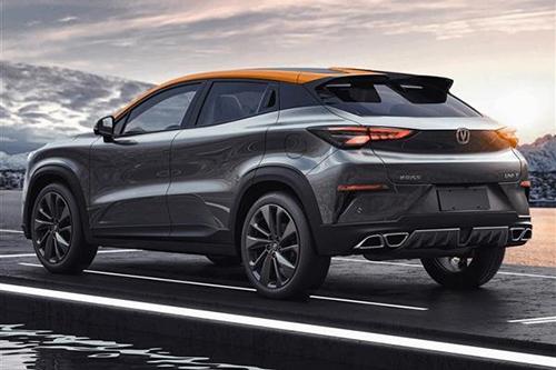 长安高端SUV即将发布,碳纤维+铝合金车身