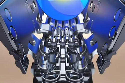 华为MateX2水滴铰链选用碳纤维锆金属