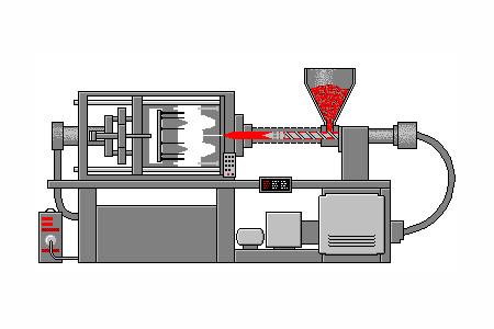在注射成型中集成连续碳纤维增强材料