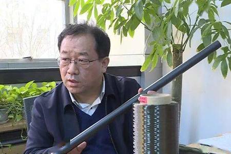 全国人大代表吕春祥:创新深耕碳纤维及复合材料研究