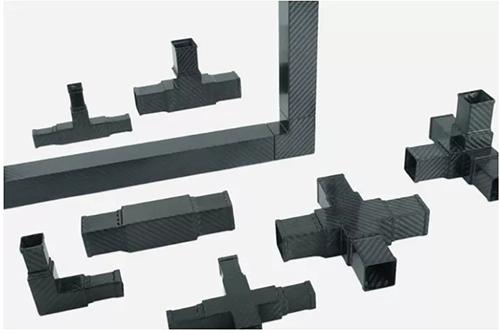 荷兰Refitech推出高精度碳纤维方管及连接器