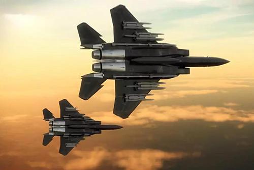 美国空军继续开发低成本碳纤维飞机机翼结构