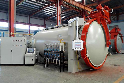 碳纤维热压罐工作原理
