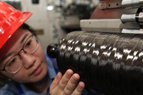 中国碳纤维制造业正在往高附加值方向前进