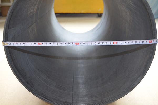 大口径碳纤维机械管