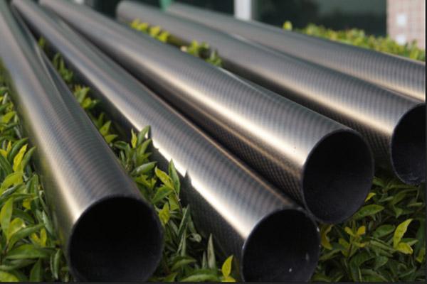 碳纤维复合材料圆管定制