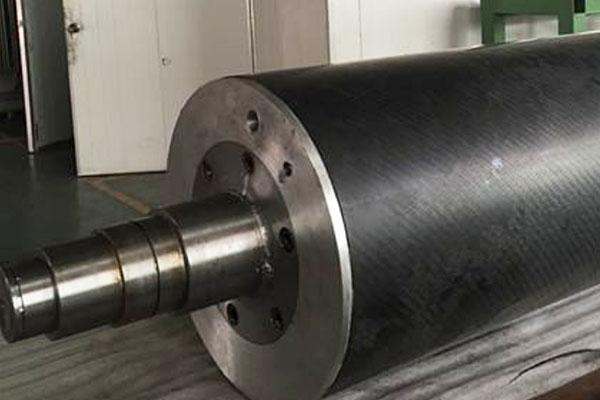 耐高温碳纤维辊(铝箔机械用)
