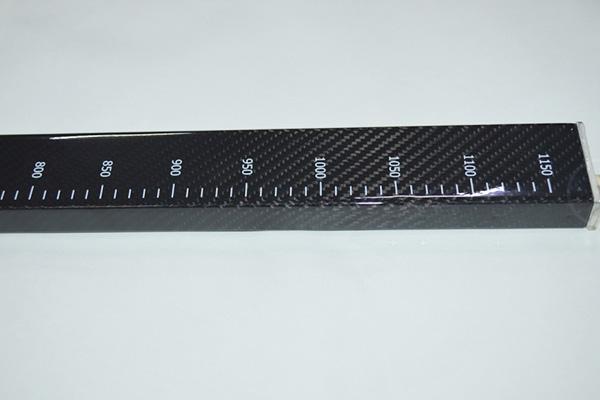 碳纤维矩形深度尺