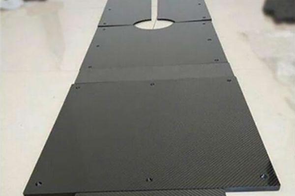 直肠癌放射医疗用碳纤维体位固体板