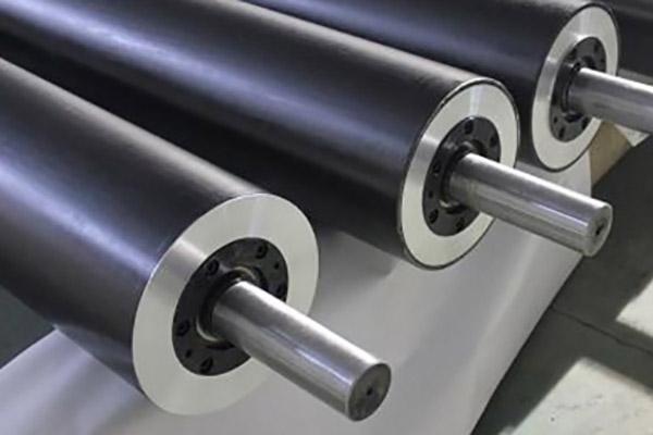 锂电池卷绕机用碳纤维辊轴