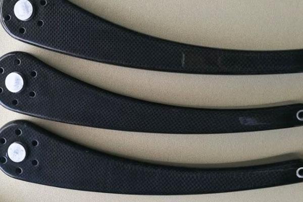 关节型碳纤维复合材料机械手臂