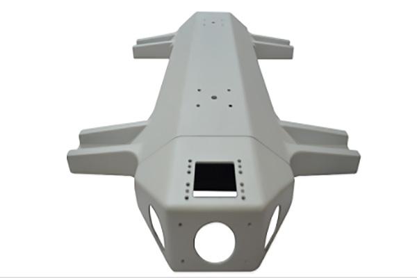 侦测用碳纤维无人机机壳