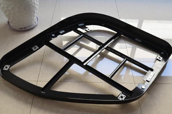耐高温阻燃性碳纤维汽车车门架