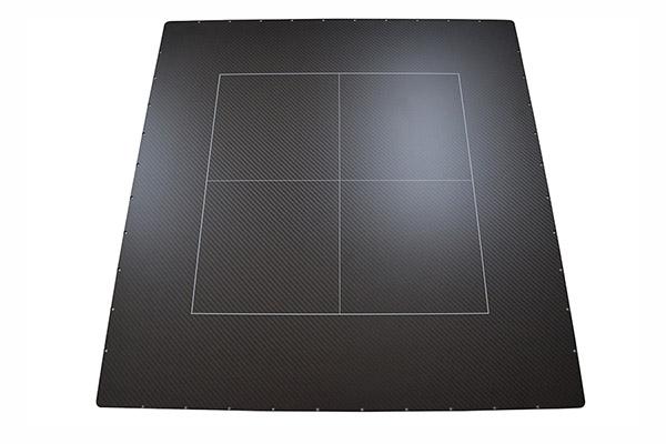 DR检测仪用碳纤维复合材料面板