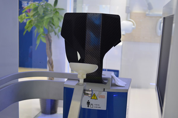 放射诊疗用碳纤维头托