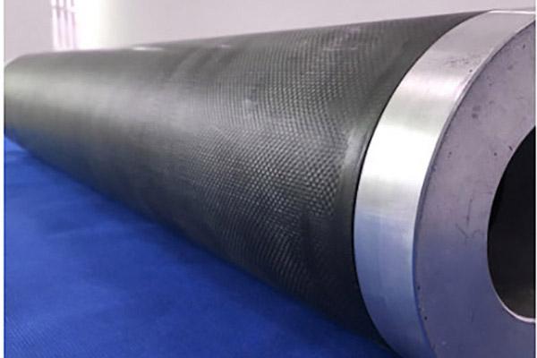 450mm口径耐高温碳纤维辊